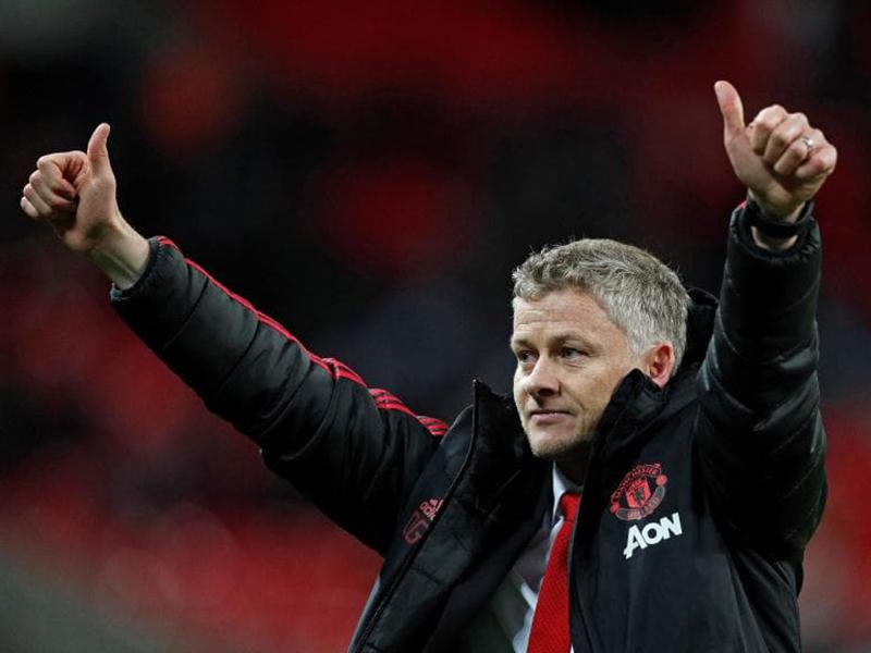 Manchester United vive sequência de vitórias depois de Solskjaer