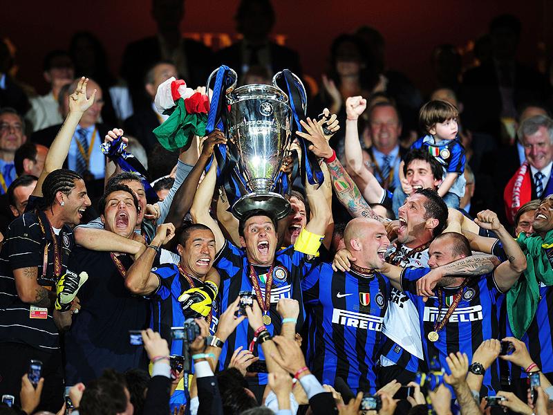 Finais inesquecíveis: a Liga dos Campeões de 2010 vencida pela Inter de Milão
