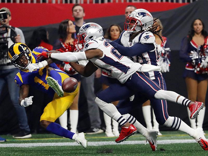 Patriots batem os Rams e conquistam o Super Bowl pela sexta vez