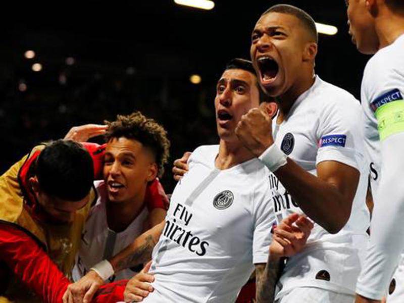 PSG derrota o Manchester United; Vinícius Junior brilha em vitória do Real Madrid