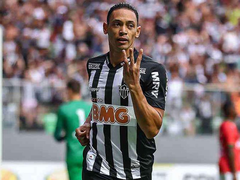 Ricardo Oliveira, exemplo de jogador