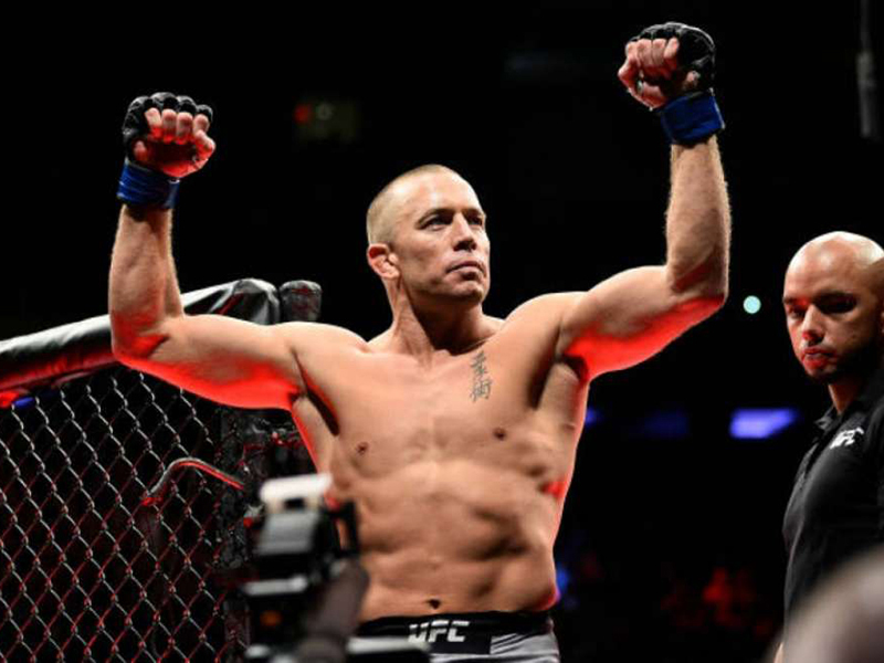 Georges Saint-Pierre anuncia aposentadoria do MMA