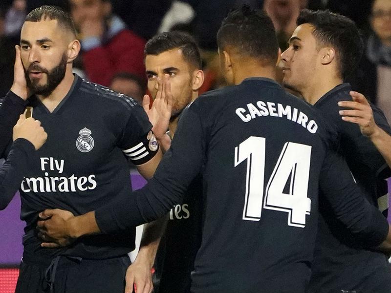 Atual situação do Real Madrid