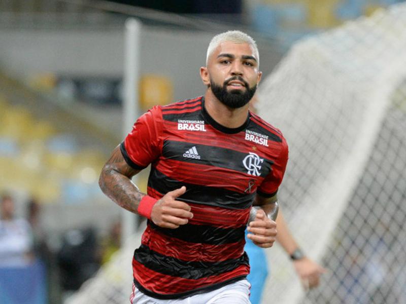 Gabriel Barbosa, o Gabigol, e sua evolução no Flamengo