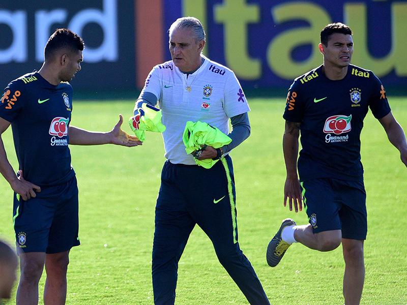 Seleção Brasileira tem escalação definida para amistoso com Panamá