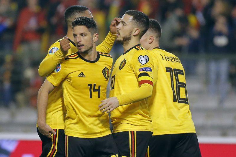 Em 1º dia das eliminatórias para a Eurocopa 2020, Bélgica passa por cima da Rússia e Holanda goleia