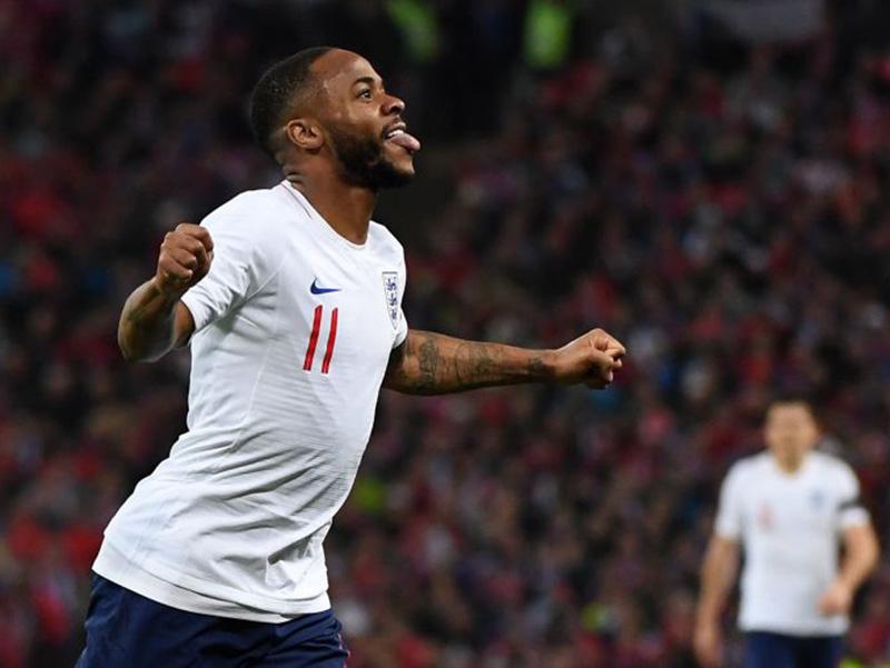Segundo dia de Data FIFA tem goleada da Inglaterra, com hat-trick de Sterling