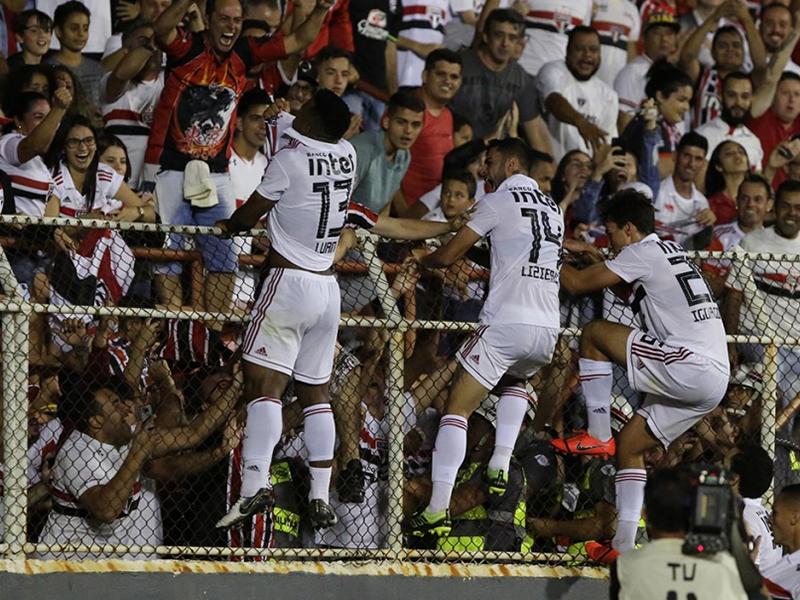 São Paulo bate o Ituano e garante vaga nas semifinais do Paulistão