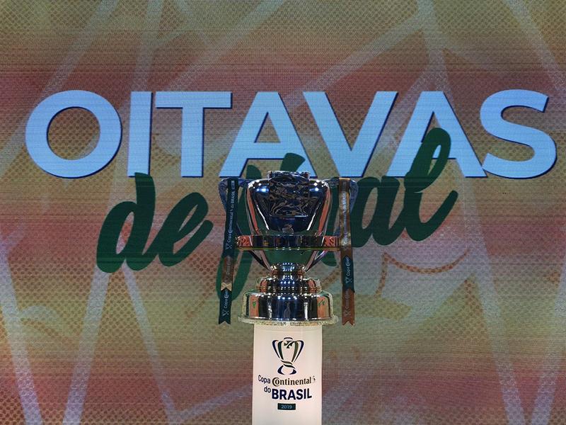 Oitavas de final da Copa do Brasil terá duelo entre Corinthians e Flamengo