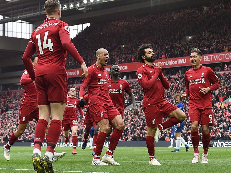 Apesar do vice-campeonato, Liverpool mostrou muita determinação
