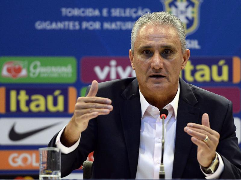 Tite anuncia convocação do Brasil para a Copa América