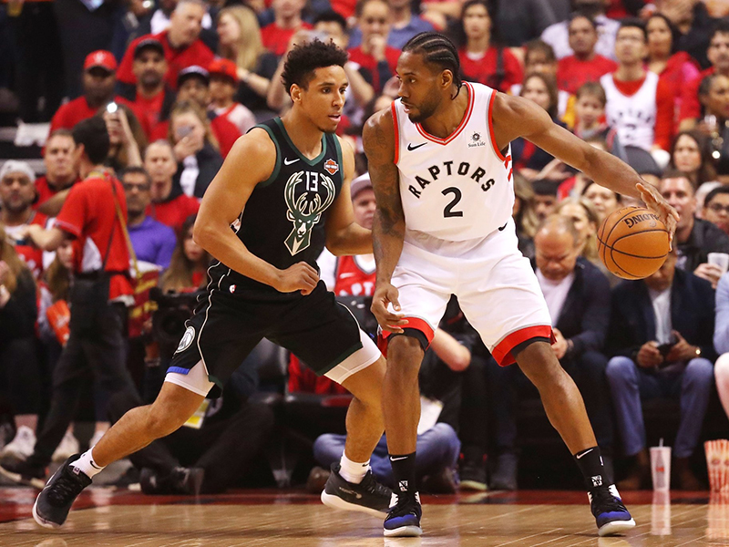 Warriors e Raptors se enfrentarão na grande final da NBA