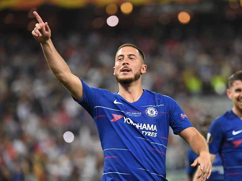 Presidente do Real Madrid descarta Neymar e Mbappé e está atrás de Eden Hazard