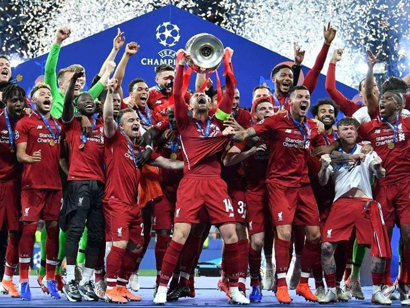 Liverpool vence o Tottenham e conquista a Liga dos Campeões pela sexta vez