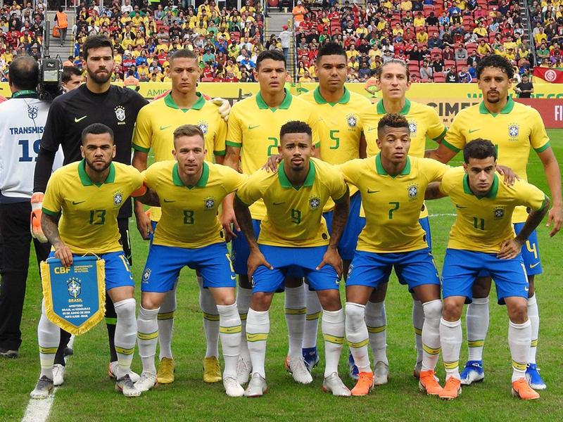 Brasil, Argentina e Uruguai são os favoritos na Copa América, que começa nesta sexta