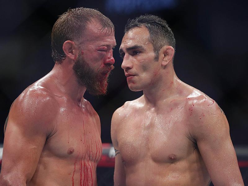 Cejudo, Shevchenko e Ferguson vencem no UFC 238 em Chicago