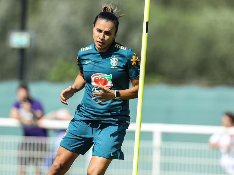 Marta, a mulher que superou Pelé e se tornou a maior artilheira da seleção brasileira