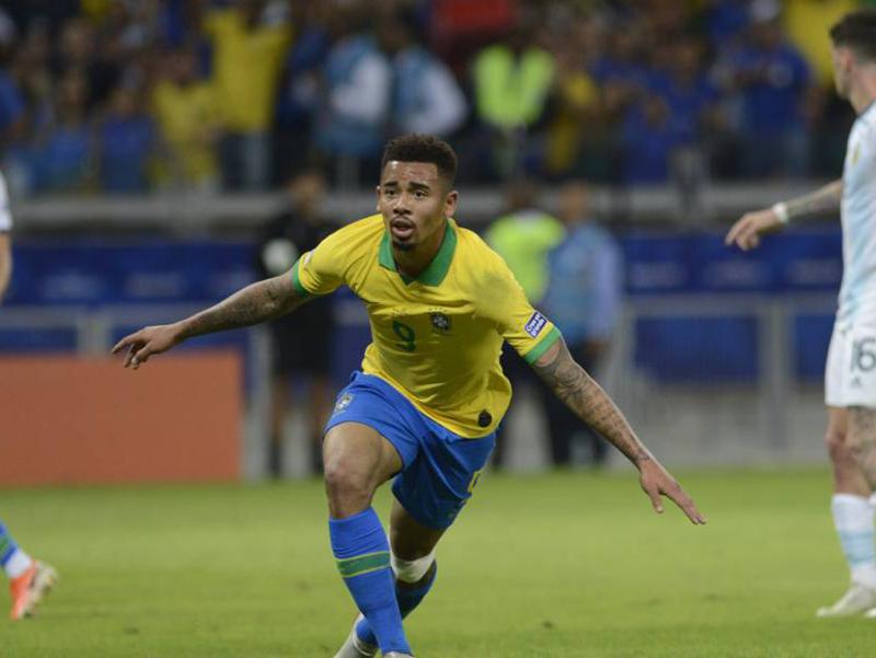 Brasil vence por 2 a 0, elimina a Argentina e está na final da Copa América
