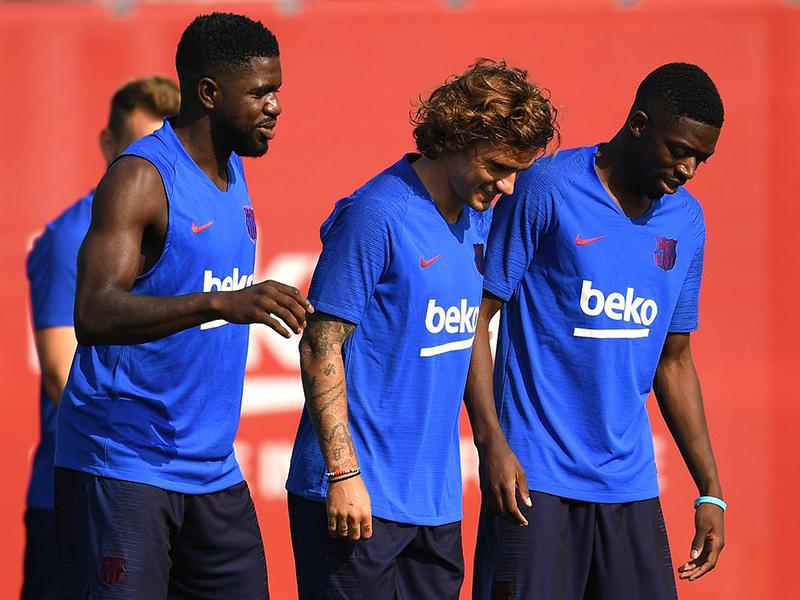 Barcelona, Real Madrid e Atlético de Madrid agitam o mercado de transferências da Espanha