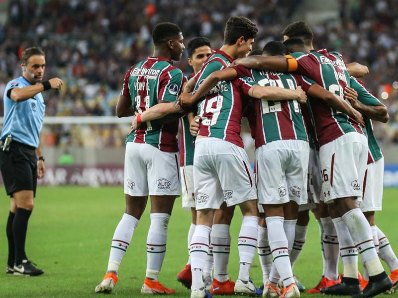 Fluminense volta a vencer o Peñarol e está nas quartas da Sul-Americana
