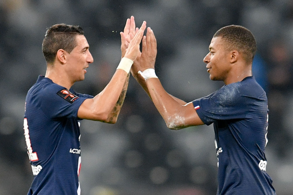 PSG confirma favoritismo e vence Supercopa Francesa