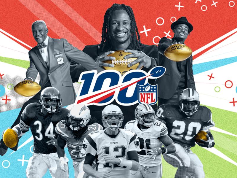 Começa oficialmente a centésima temporada da NFL