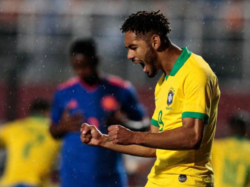 Rumo aos Jogos Olímpicos de 2020, Seleção Brasileira sub-23 vence amistoso com a Colômbia