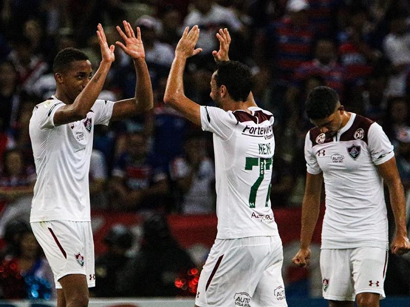 Fluminense enfim vence; Cruzeiro é goleado pelo Grêmio e acirra briga no Z-4