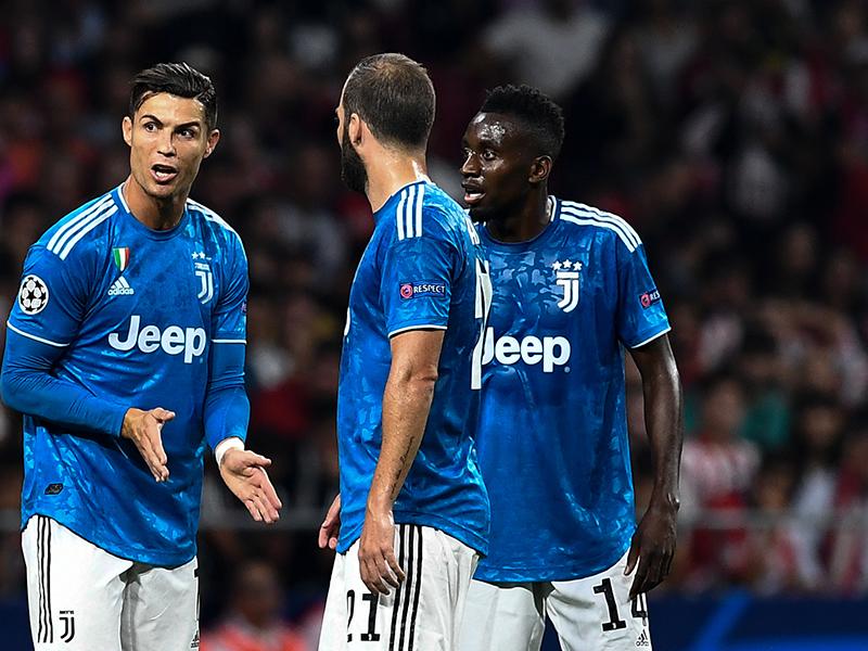 Juventus abre 2 a 0, mas Atlético arranca empate no fim em Madri