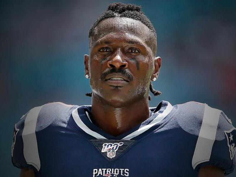 Polêmicas sem fim: Antonio Brown é dispensado pelos Patriots após 11 dias