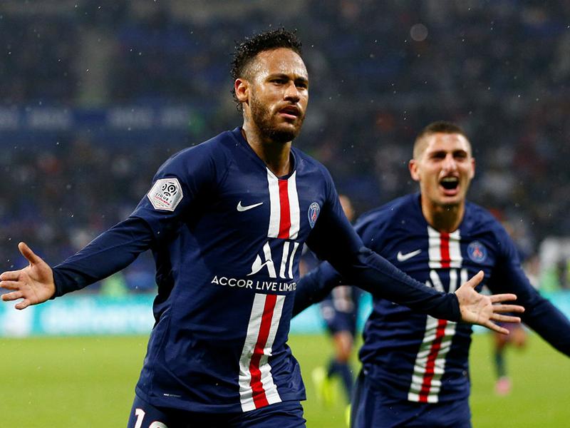 Déjà vu: Neymar marca golaço no fim e garante nova vitória do PSG