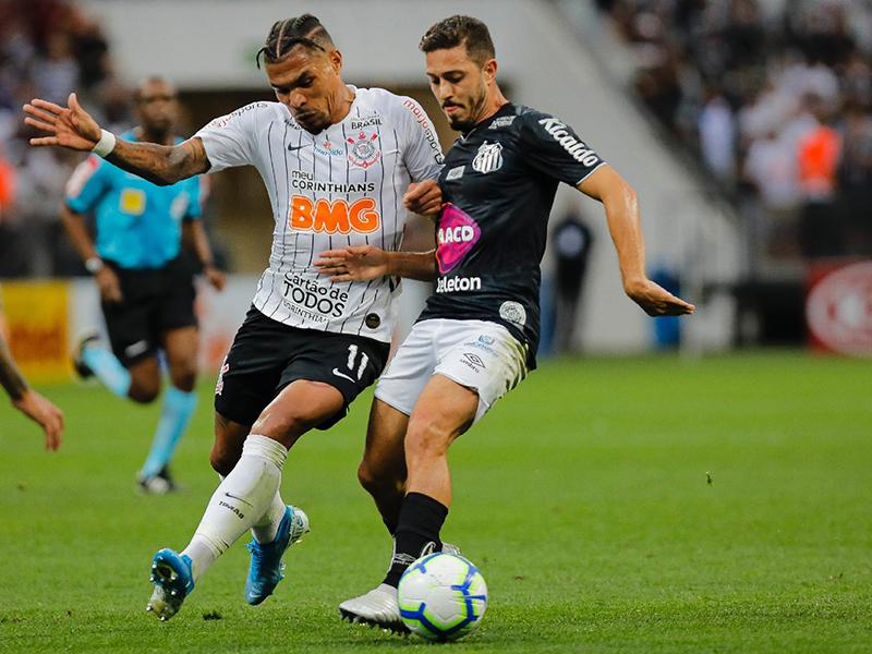Clássico paulista termina em empate ruim para Corinthians e Santos