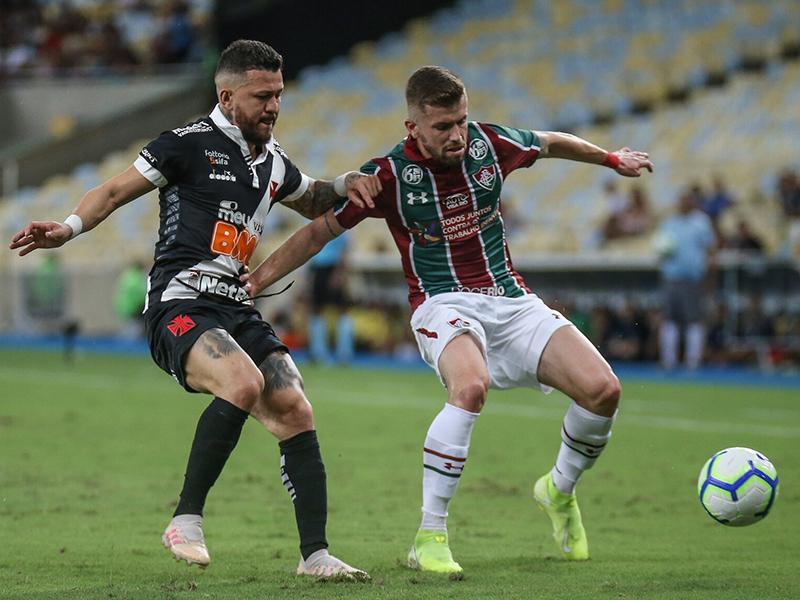 Fluminense não sai do zero com o Vasco e permanece no Z-4