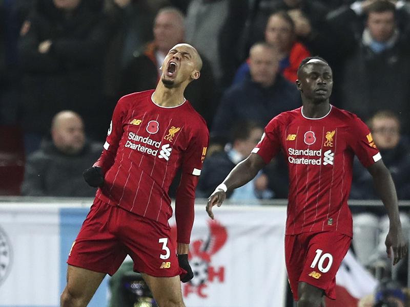 Liverpool vence Man City e tem melhor início de Premier League da história