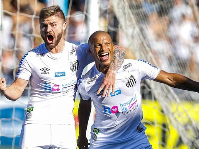 Santos termina como vice e Fluminense vai à Copa Sul-Americana
