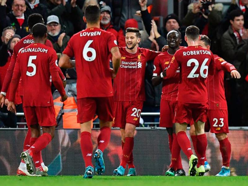 Liverpool vence outra e segue invicto