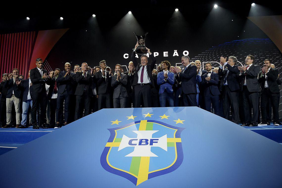 Flamengo domina as seleções de melhores do Brasileirão