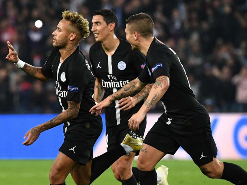 Neymar faz 3 e comanda goleada do PSG; Messi brilha em vitória do Barça