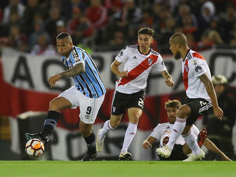 Grêmio e River Plate se enfrentam por vaga na final da Libertadores