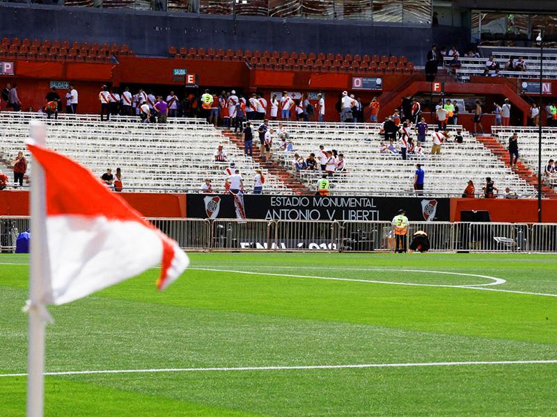 Comunicado oficial da Conmebol sobre a final da Libertadores