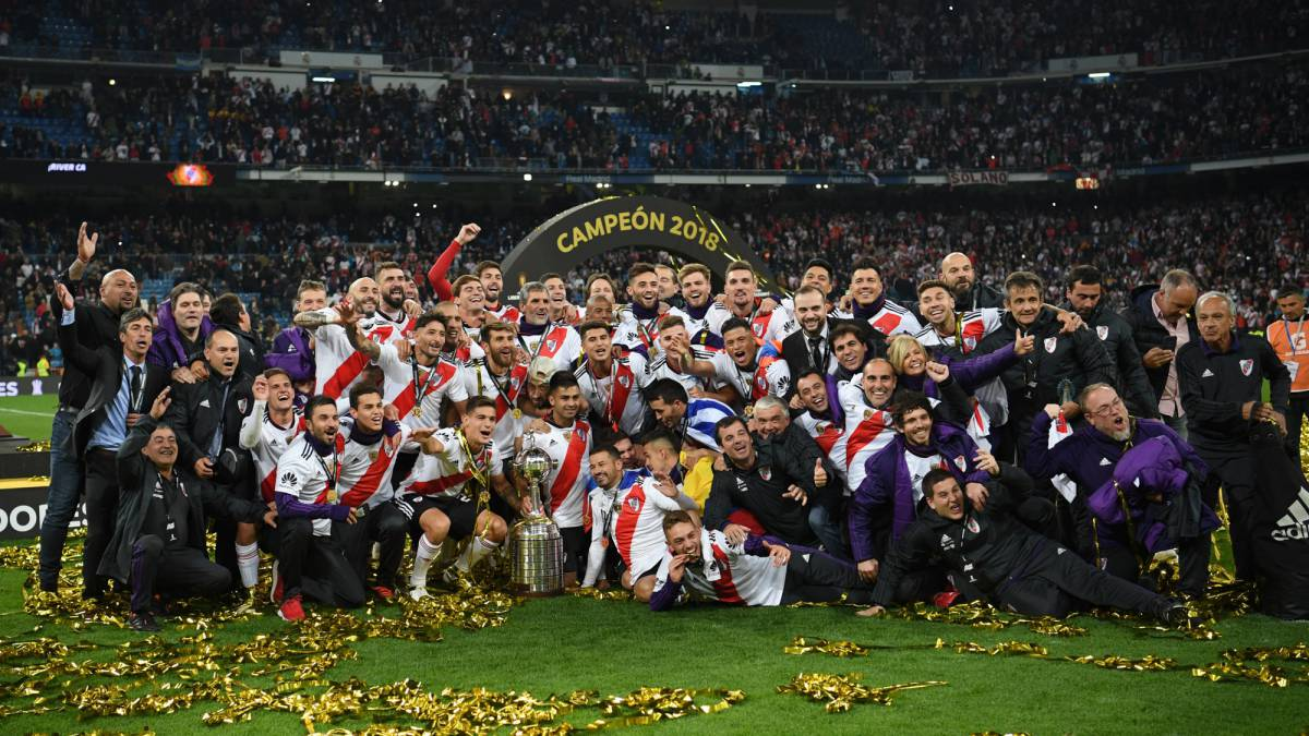 River Plate é o campeão da Copa Libertadores da América