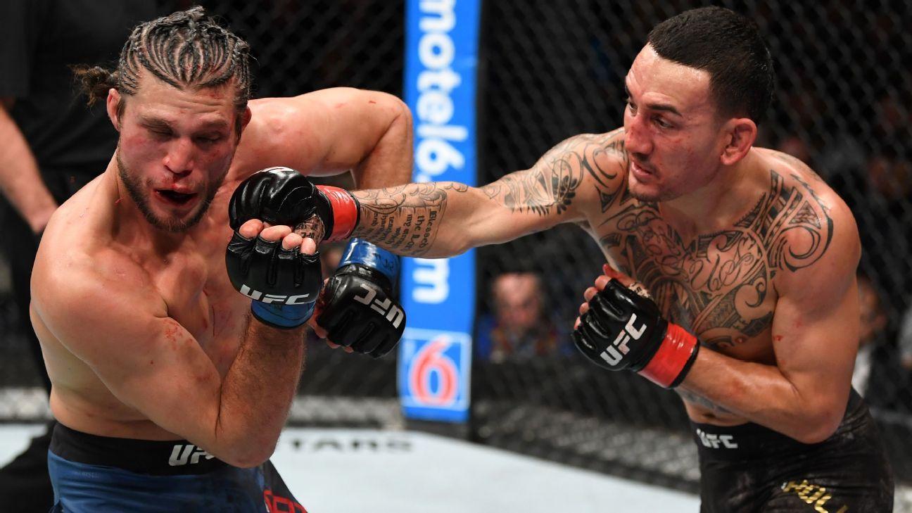Holloway derrota Ortega e mantém o cinturão dos penas