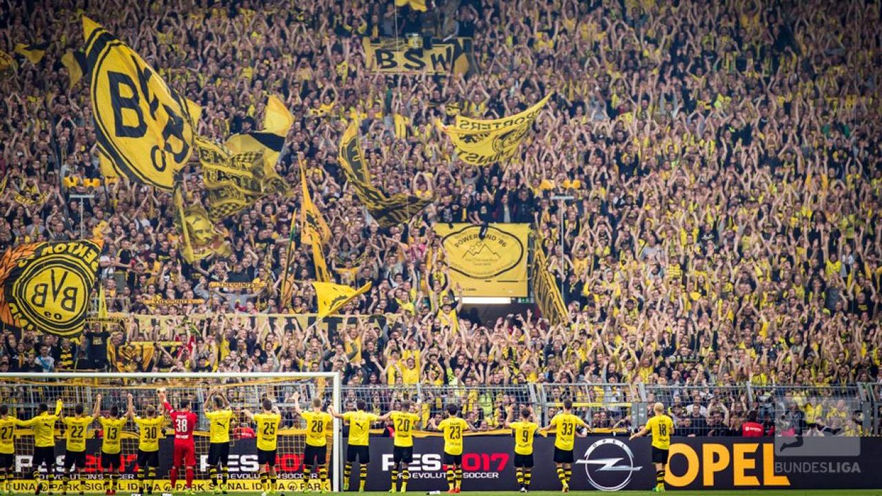 O ressurgimento do Borussia Dortmund
