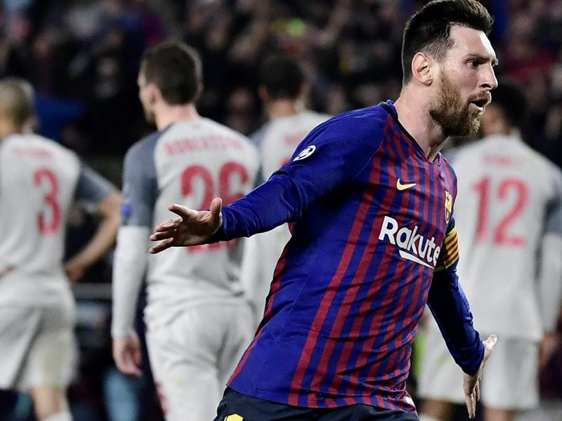 Barcelona faz 3 a 0 no Liverpool e põe um pé na final da Champions