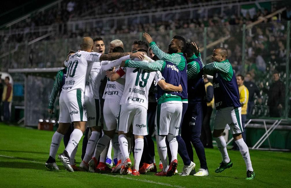 7ª rodada do Brasileirão termina com Palmeiras seguindo firme na liderança